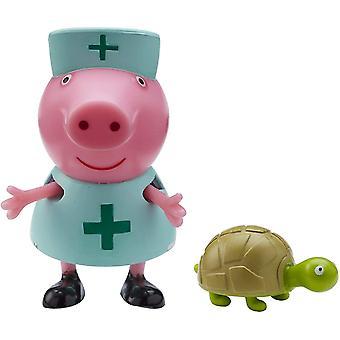 Peppa Pig Dr Hamster Veteriner Uçağı
