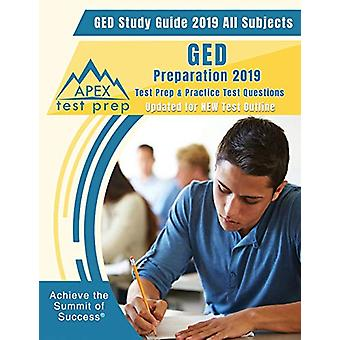 GED Study Guide 2019 All Subjects - GED Preparation 2019 Test Prep &am