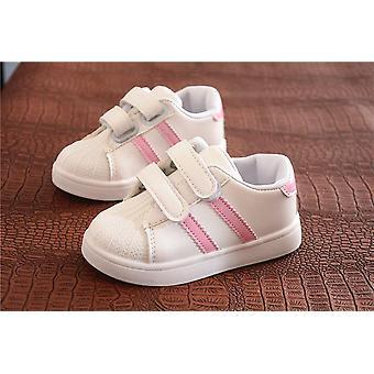 الخريف الاطفال قماش أحذية أحذية رياضية الطفل أزياء شقة الرياضة تنفس طفل