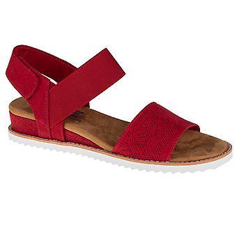 Skechers Desert Kiss 31440RED universele zomer vrouwen schoenen