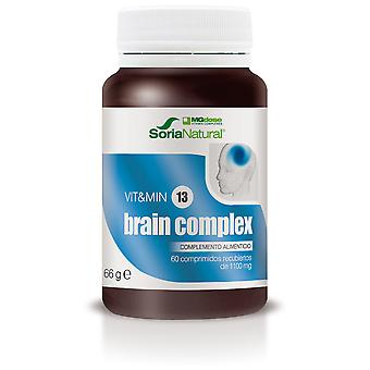 MG Dose C-13 Complex Brain 60comp