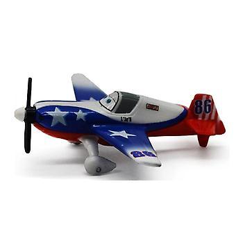 Disney 3 Uçakları Tozlu Crophopper El Chupacabra Skipper Skipper Oyuncak