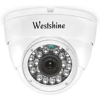 Wokex 5MP Domekamera AHD 4MP berwachungskamera TVI/CVI IR Nightvision 3.6mm HD Objektiv Weiter