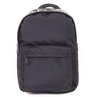 Valentino Ralph Logo Backpack - Black