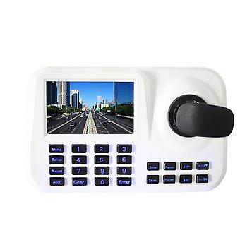 3d Joystick Cctv Keyboard Controllers For Speed Camera