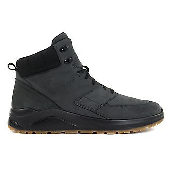 4F OBMH256 H4L21OBMH256ANTRACYT universal all year men shoes