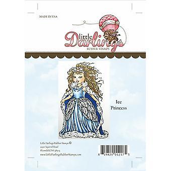 Little Darlings Stamp - Ice Princess