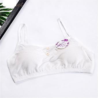 Lovely Solid Lace Underwear Bra Vest