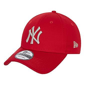 العصر الجديد نيويورك يانكيز الدوري الأساسية 9 أربعون كاب -- الأحمر