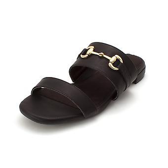 Aerosoles Womens sjuda ner öppen tå Casual Slide sandaler