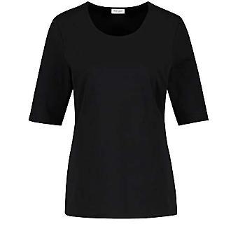 Gerry Weber T-Shirt 1/2 Arm, Schwarz, 42 Woman