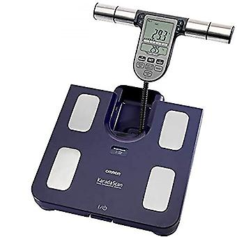OMRON BF511 Full and clinically validated body composition meter with 8 high-precision sensors for Ref. 4015672104051