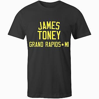 James Toney boksning legende t-shirt