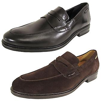Mephisto Mens Nilson Penny Loafer Shoes