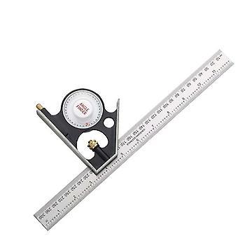 """Fisher Combination Square - Englische & metrische Markierungen 12""""/300mm Winkelfinder"""