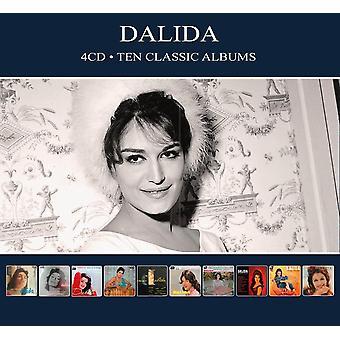 Dalida - Ten Classic Albums CD