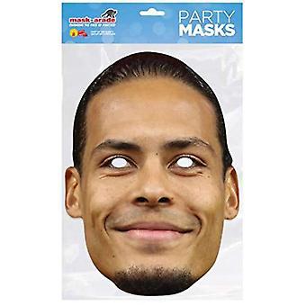 Virgil Van Dijk Mask