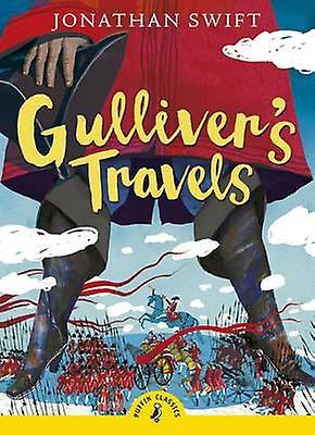 Gullivers Travels 9780141366302 by Jonathan Swift