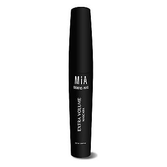 Volymeffekt Mascara Extra Volym Mia Kosmetika Paris Svart (9,5 ml)