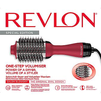 REVLON Salon One-Step Föhn en Volumiser met Titanium Coating