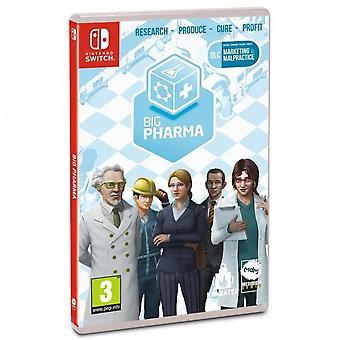 Big Pharma Nintendo Switch Game