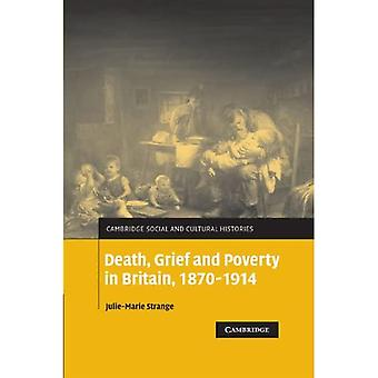 Death, Grief and Poverty in Britain, 1870-1914 (Cambridge Social and Cultural Histories)