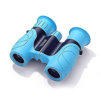 Child Binoculars 8x21 - with Belt Pouch and Microfiber Cloth and Strap, Binoculars for Children 4-12