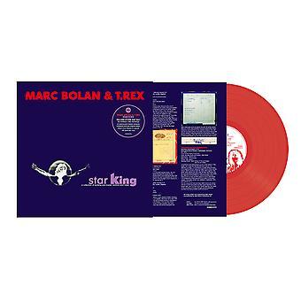 Marc Bolan & T. Rex -  Star King Red Vinyl