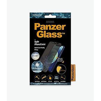 PanzerGlass P2713, Apple, iPhone 12 mini, Scratch resistant, Antibacterial, Transparent, 1 piece