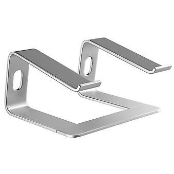 Suporte de laptop ventilatível removível de alumínio