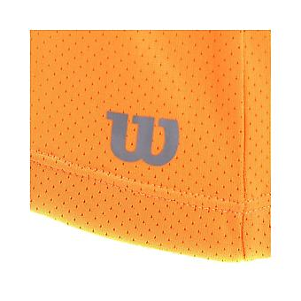 Wilson Spring Print Mesh Boyfriend Tank Women WRA726101 universal all year women t-shirt