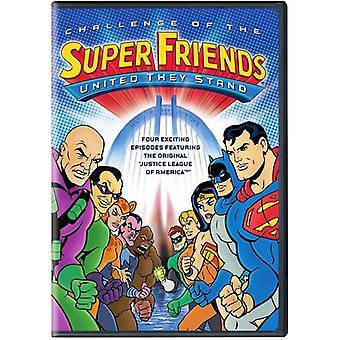 Desafio da importação EUA Superfriends-United eles ficar [DVD]