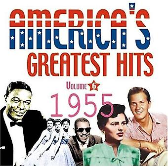 America's Greatest Hits - Vol. 6-1955-Amerika's grootste Hits [CD] USA importeren
