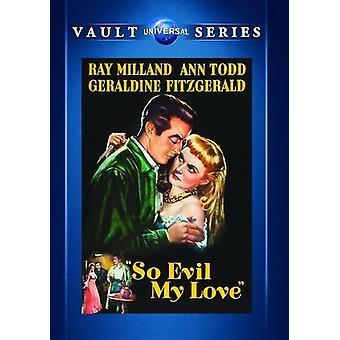Also böse meine Liebe [DVD] USA importieren