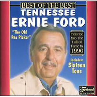 Tennessee Ernie Ford - 1990-Country Music Hall of Fam [CD] USA import