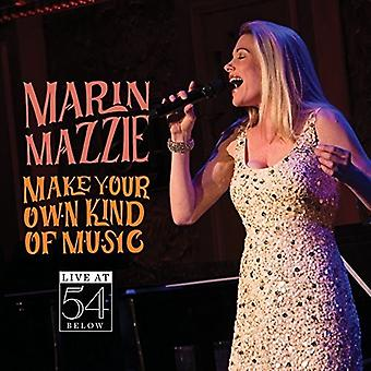 Marin Mazzie - Make Your Own Kind of Music - Live at 54 Below [CD] USA import