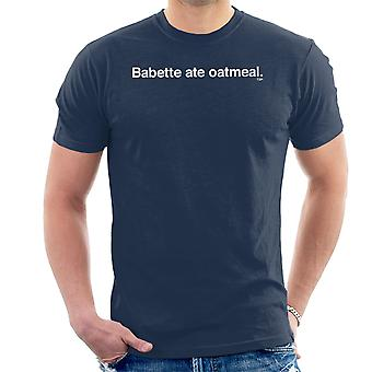 Babette söi puuroa Gilmore Girls t-paita