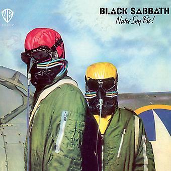 ブラック ・ サバス - 決して言う死ぬ [CD] 米国のインポート