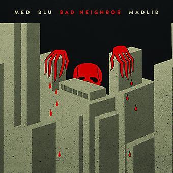 Med / Blu / Madlib - Bad Neighbor [CD] USA import