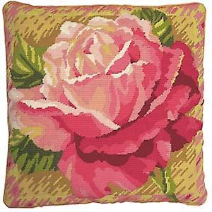 Simple Kit Tapisserie Rose