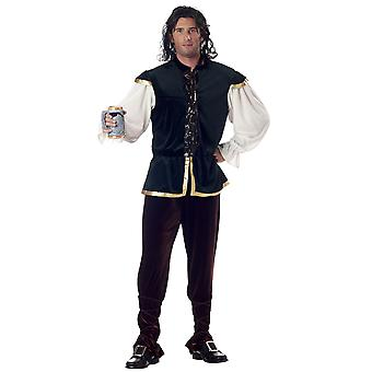 Tavern Man Beer Renaissance Medieval Game of Thrones Oktoberfest Mens Costume