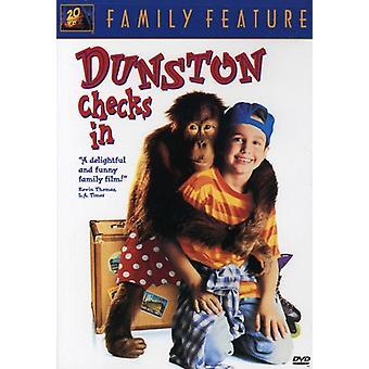 Dunston tarkistaa [DVD] USA tuonti