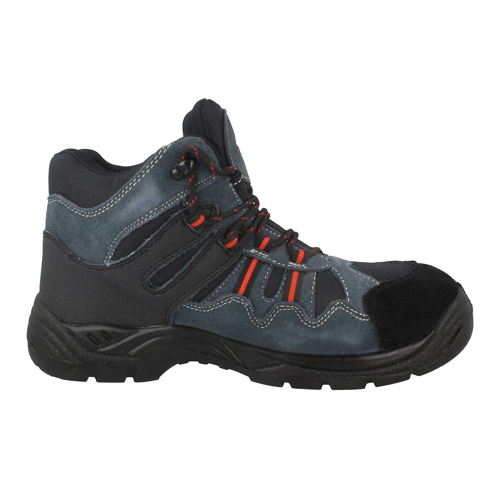 Mens Lee Cooper Sikkerhetsarbeid Støvler Lc Skoen 039