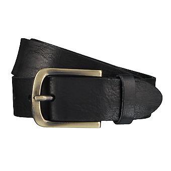 BERND GÖTZ belter menn belter leather belte black 3901
