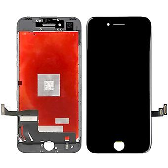 Näyttöyksikön LCD täydellinen kosketusnäyttö Apple iPhone 8 4.7 musta