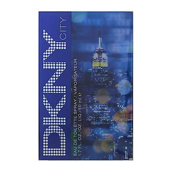 DKNY City Eau De Toilette Spray 1.7oz/50ml New In Box
