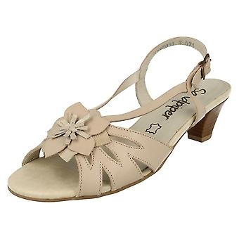 Dames strandloper zomer sandalen Flora