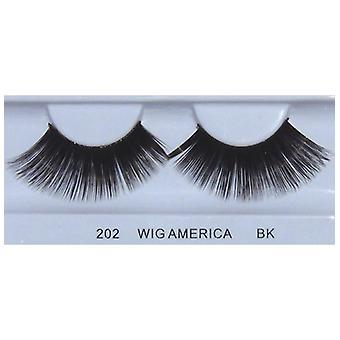 Perruque Amérique Premium faux cils wig484, 5 paires