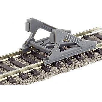 42608 H0 RocoLine (w/o-Rail bed) buffer stop