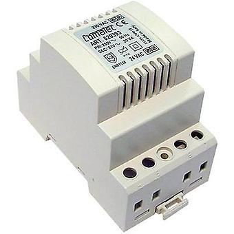 Comatec TBD202024P Rail mounted PSU (DIN) 20 V AC 0.8 A 20 W